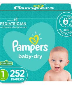 Pampers Baby Dry size 1