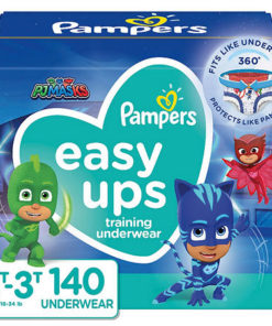 Pampers Easy Ups para niños Size 2t-3t